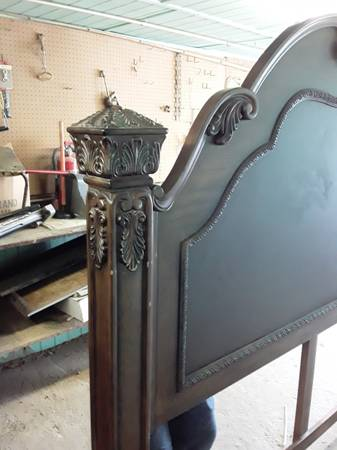 Photo whole house fan new in box and a King Head Board - $150 (Parkville)