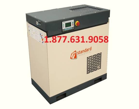 Photo 10, 15, 25, 30 and 50 Hp Air Compressor - $2,999 (Battle Creek)
