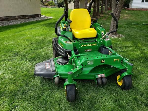 Photo 195 hours 60quot z925a John Deere zero turn commercial lawn mower - $7,500 (Jackson)