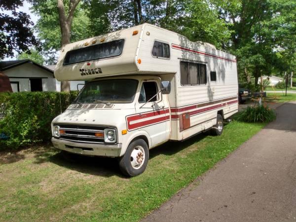 Photo 1978 dodge 440 16,000 miles motor home - $2,000 (Nashville)