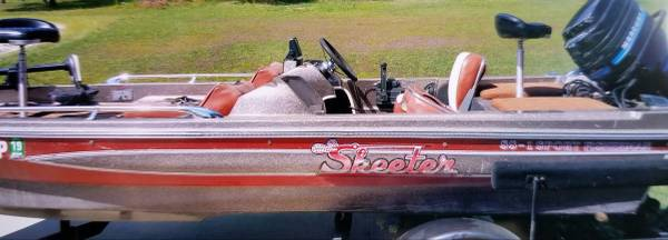Photo 1981 1539 Skeeter Bass Boat For Sale - $3,200 (Eaton Rapids)