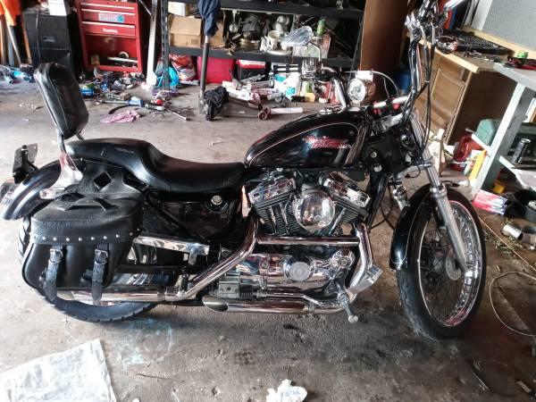 Photo 1997 Harley Davidson Sportster XL 1200 C - $3,600 (Jackson)