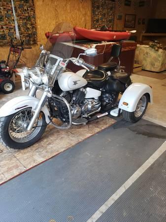 Photo 2007 Yamaha trike  trades - $5,800 (Lansing)