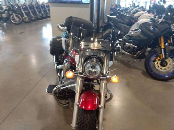 Photo 2014 Yamaha V-Star - $6,500 (Charlotte)