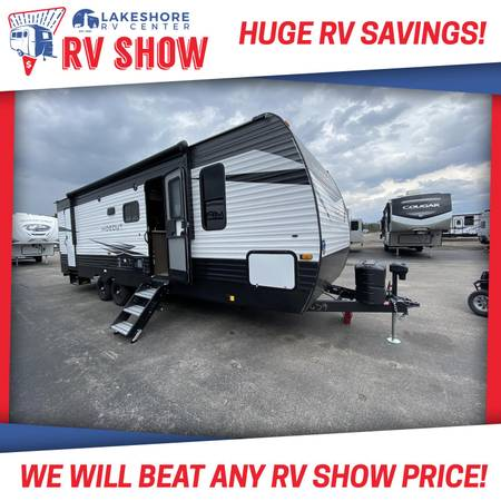 Photo 2021 Hideout LHS 272BH Bunk Travel Trailer RV Cer LAST ONE IN STOCK - $30,106