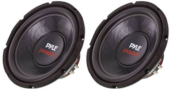 Photo Brand New 2 Pyle Car Stereo 15-Inch 4000 Watt pr DVC Subwoofers - $135 (three rivers)