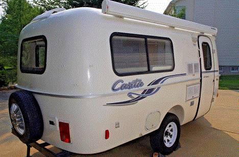 Fiberglass Casita Travel Trailer for sale - $4500 | RV ...