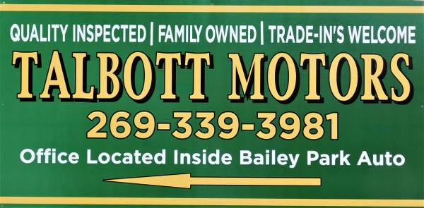 Photo LOOKING FOR A USED TRUCK TALBOTT MOTORS HAS OVER 10 ON THE LOT - $6,900 (battle creek)