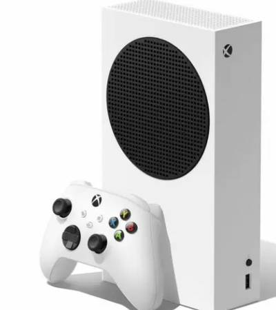 Photo Microsoft Xbox Series S 512GB SSD White Console - IN HAND - $399 (Marshall)