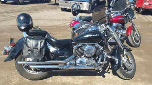 Photo Sale Pending on VTX 2 Motorcycles For Sale 2000 V-Star  2004 VTX - $4,000 (Charlotte)