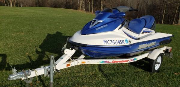 Photo Sea-Doo GTX Di Jet Ski (Ada  Cascade  Lowell Twp. area)