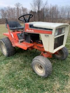 Photo Simplicity Garden Tractor - $325 (Nashville)