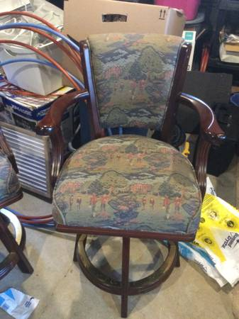 Photo Two Bar stools - $60 (Coldwater)