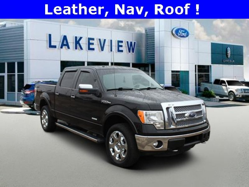 Photo Used 2012 Ford F150 Lariat for sale