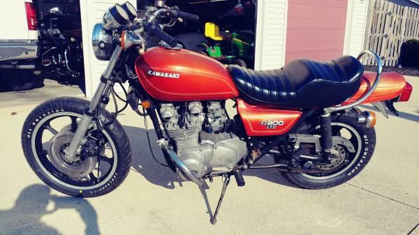 Photo WTB Kawasaki KZ900 KZ1000 Z1 MKII Z1R - $6,324 (Battle Creek I PICK UP PAY CA$H)