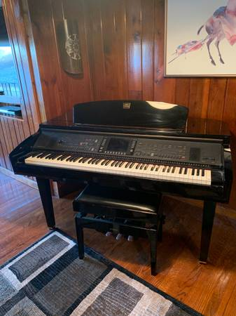 Photo Yamaha Clavinova CVP-309 - $3,000 (Michigan Center)