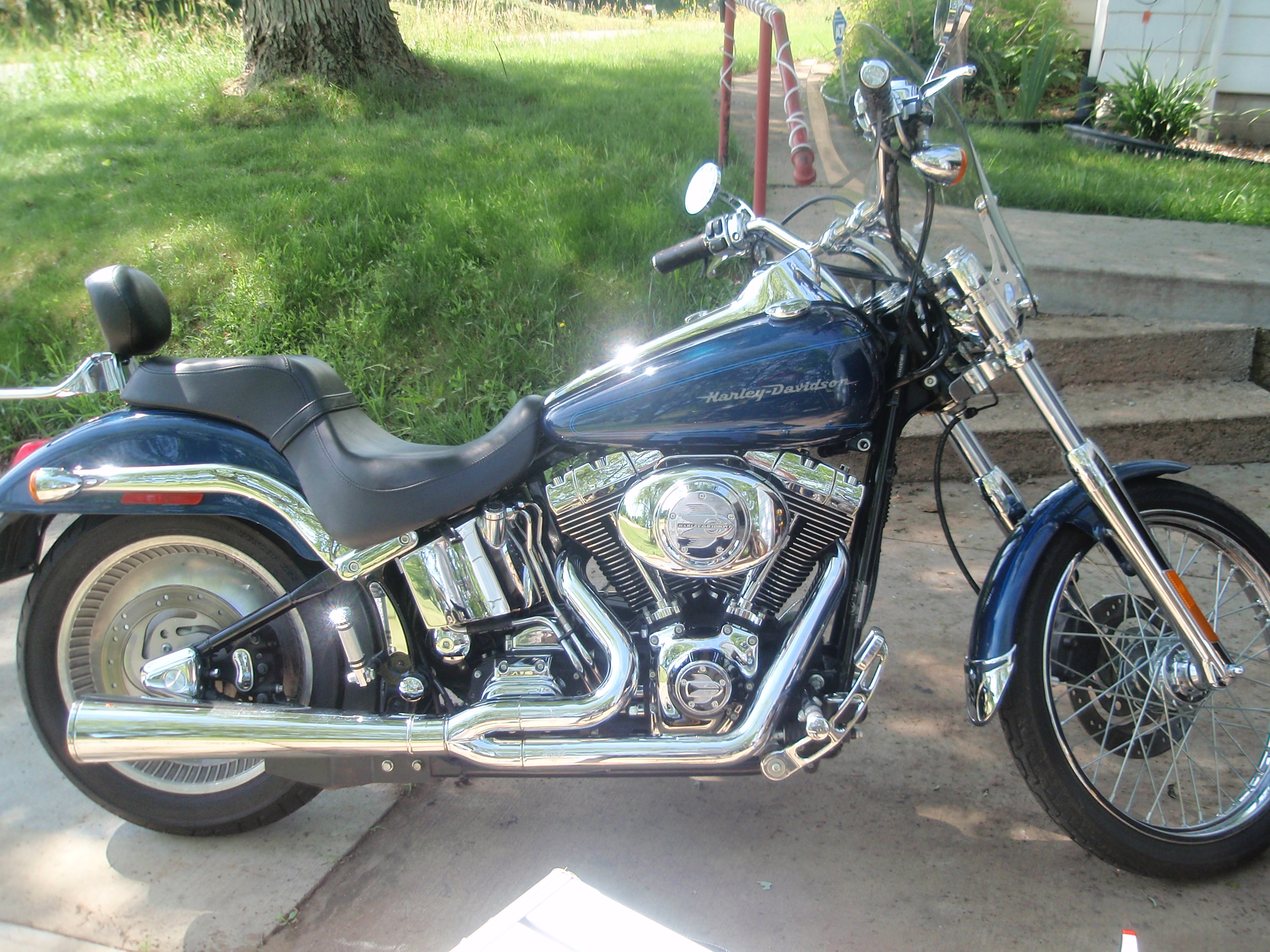 Photo 2000 Harley-Davidson SOFTAIL DEUCE $5000126.50126.50