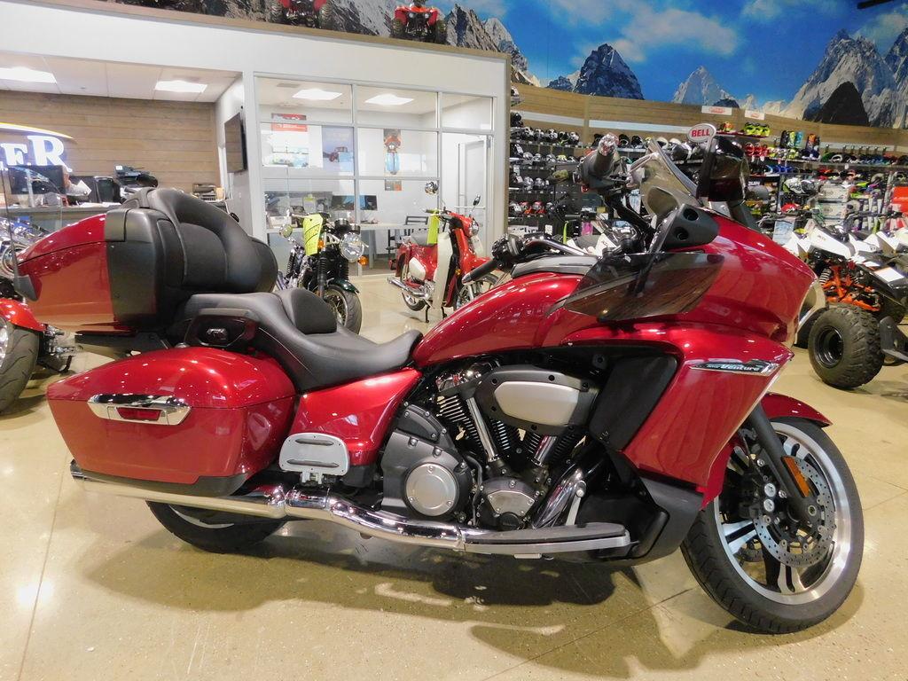 Photo Used 2018 Yamaha Touring Motorcycle  $22000