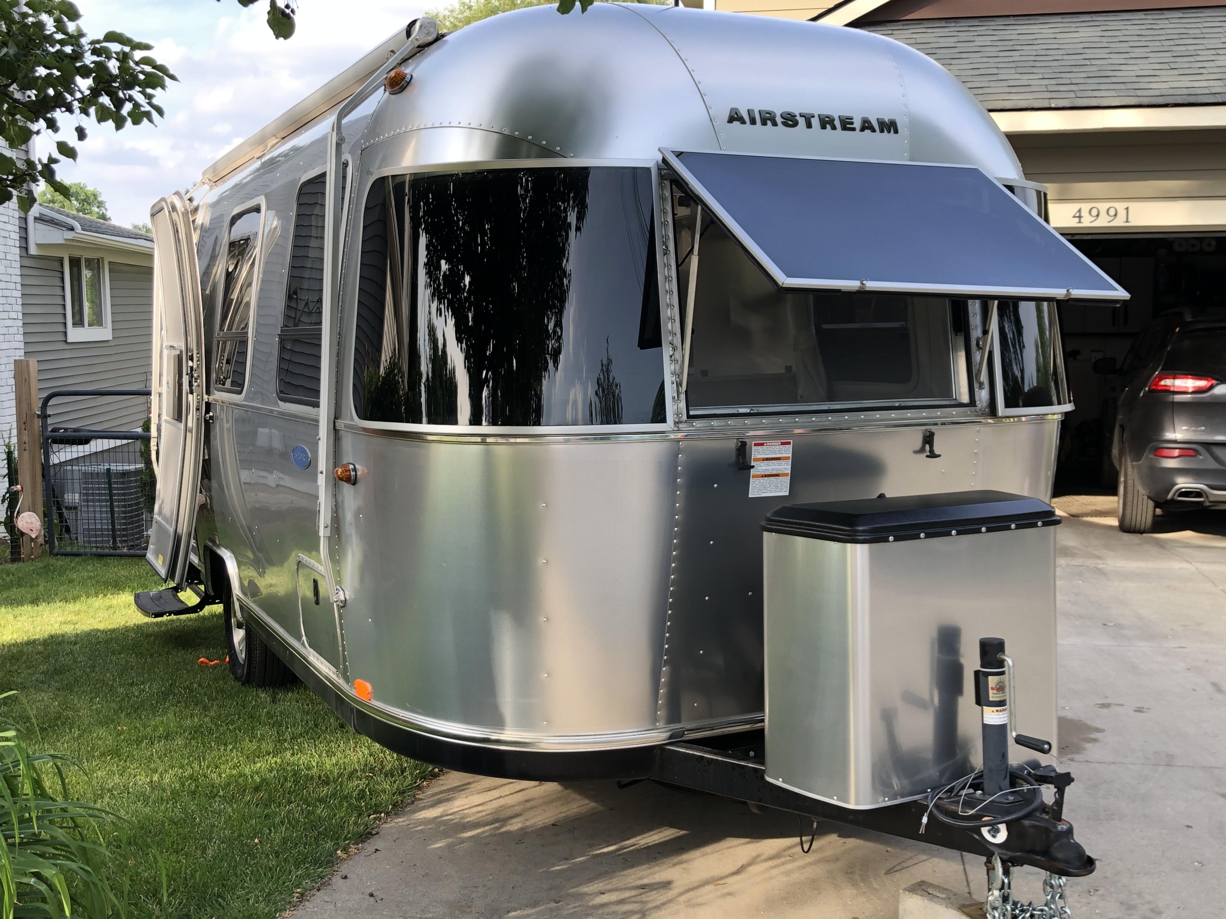 Photo Used 2019 Airstream Travel Trailer RV  $58000