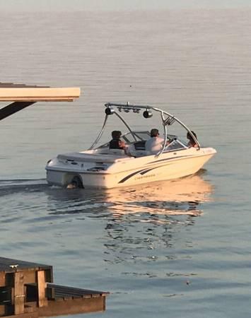 Photo 08 Chaparral 180 ssi Wakeboard Boat - $15,000 (Onalaska)