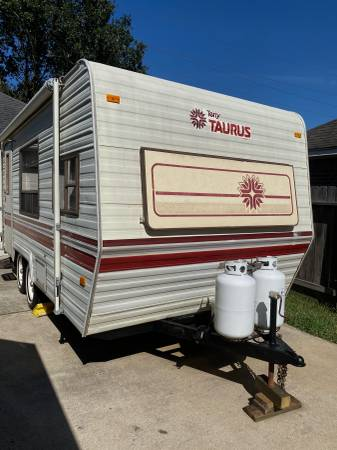 Photo 1988 terry Taurus 21 ft - $3,500