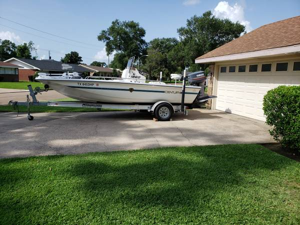 Photo 1995 Century Boat For Sale - $10,500 (GROVES)