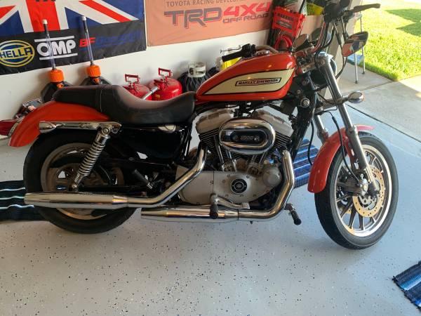 Photo 2004 Harley Davidson XL1200 Roadster - $5,200 (Hockley)