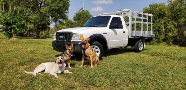 Photo 2007 Ford Ranger Single Cab Flatbed, Clean Title, LOW MILES - $8,499 (Pro Mas Auto Sales  Houston)