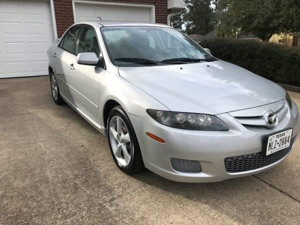 Photo 2007 Mazda 6 90k miles - $6400 (Vidor)