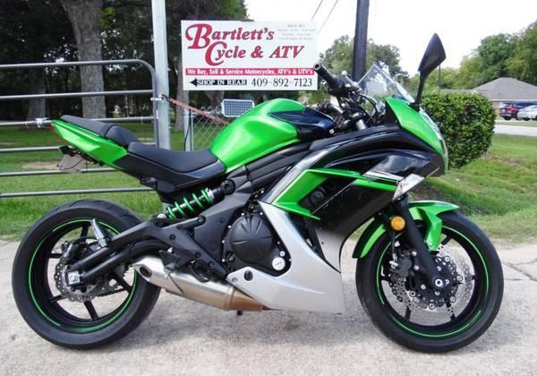 Photo 2016 Kawasaki Ninja 650 ABS - $4,995 (Beaumont)