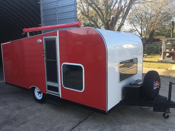 Photo 2019 Teardrop High Trailer - $7,000 (Groves)