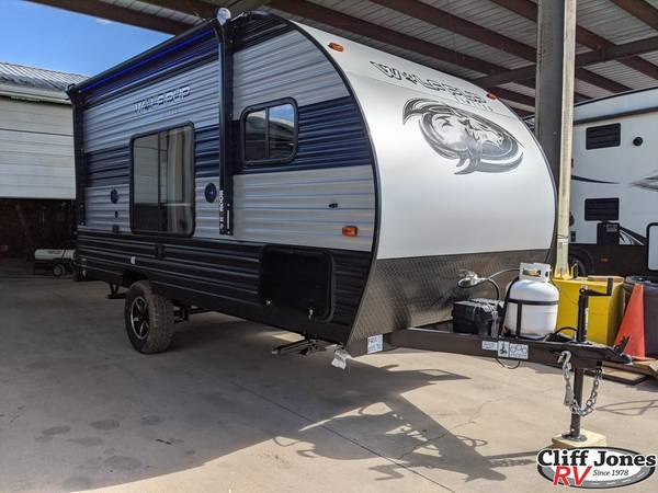 Photo 2021 Forest River Cherokee Wolf Pup 14CC - $17,788 (Sealy)