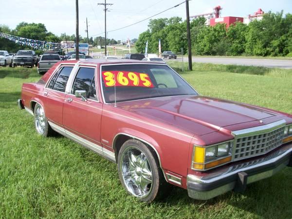 Photo 84 Ford LTD - $3695 (Woodville, TX)