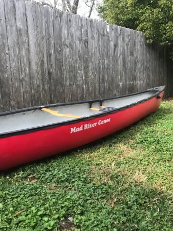 Photo Canoe for sale - $500 (Bridge City)
