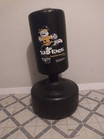 Photo Century Kid Kick Freestanding Martial Arts Punching bag - $50 (Houston)
