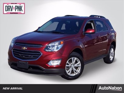 Photo Certified 2016 Chevrolet Equinox AWD LT w Convenience Package for sale
