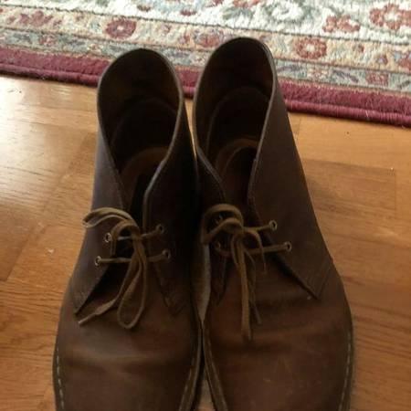 Photo Clarks Originals Desert Boot Mens Size 10 12 - $15 (Houston)