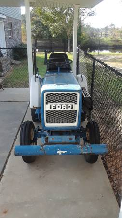 Photo Ford 1100 Tractor (Shurbura) - $1,500 (Bridge City Tx)