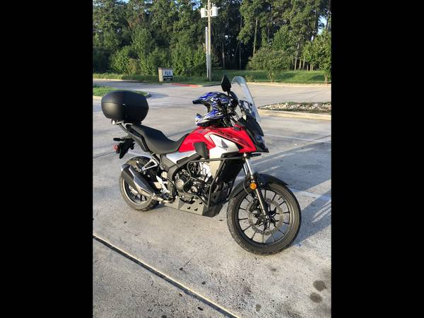 Photo Honda cb500x - $6,100 (Kingwood)