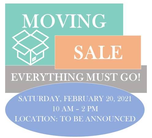 Photo LARGE MOVING SALE (LAFAYETTE, LA)