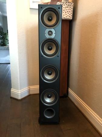 Photo Polk Audio Monitor 70 Series II tower speakers - $300 (Cypress)