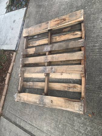 Photo Shipping pallet (Houston)