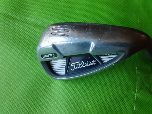 Photo Titleist AP1 710 Wedge. Stiff Flex. Right Handed. Pre-Owned - $49 (I-45 North Freeway At Crosstimber)