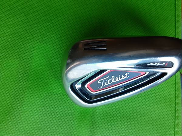 Photo Titleist AP1 716 Wedge. Stiff Flex. Right Handed. Pre-Owned - $49 (I-45 North Freeway At Crosstimber)