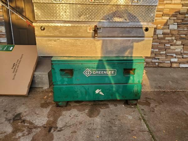 Photo ToolTruck Boxes - $400 (Bridge City)