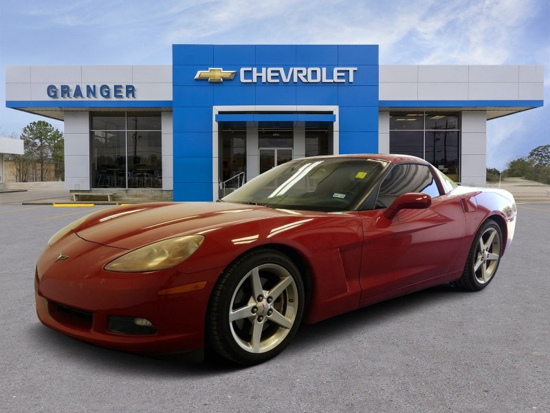 Photo Used 2005 Chevrolet Corvette Coupe for sale