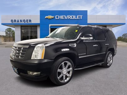 Photo Used 2007 Cadillac Escalade 2WD w Information Package for sale