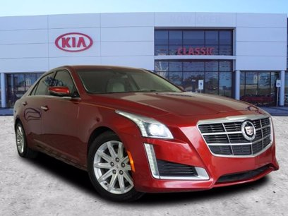 Photo Used 2014 Cadillac CTS Luxury Sedan for sale