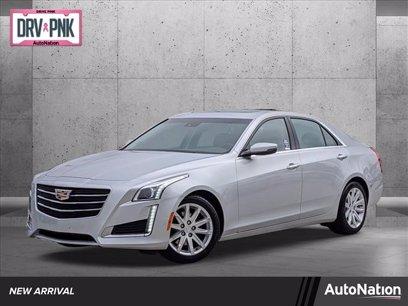 Photo Used 2015 Cadillac CTS Luxury Sedan for sale