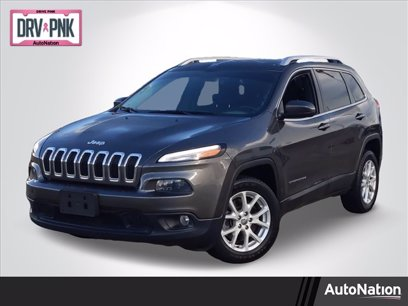 Photo Used 2015 Jeep Cherokee FWD Latitude for sale